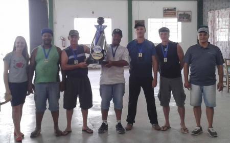 Campeões da Bocha