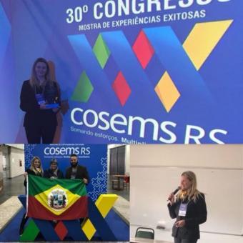 Trabalho sobre saúde de Coqueiro Baixo concorre a prêmio nacional