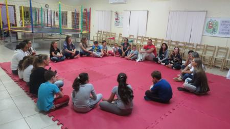 CRAS desenvolve novo projeto para as crianças