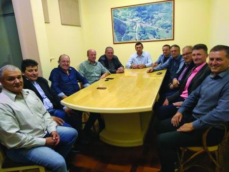 Reunião do G10