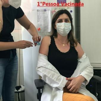Coqueiro Baixo anuncia a conclusão da vacinação de 1º dose para as pessoas acima de 18 anos